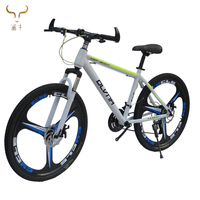 Double disc brake 26 29 inch moutain bike/ wholesale mountain bikes cheap price/ steel frame bicycles for adults mountain bike