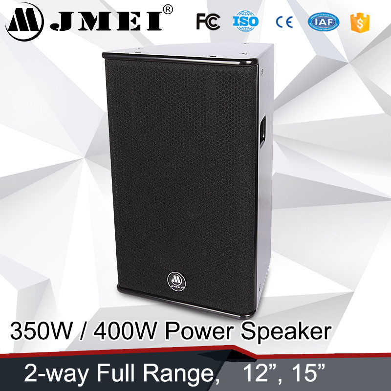 2016 12 inch 15 inch High Quality K Audio System Professional Speaker