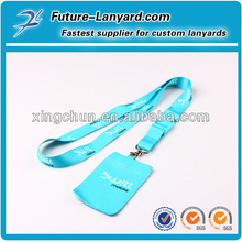 Lanyard cheap mobile pouch adjustable mobile phone holder lanyard