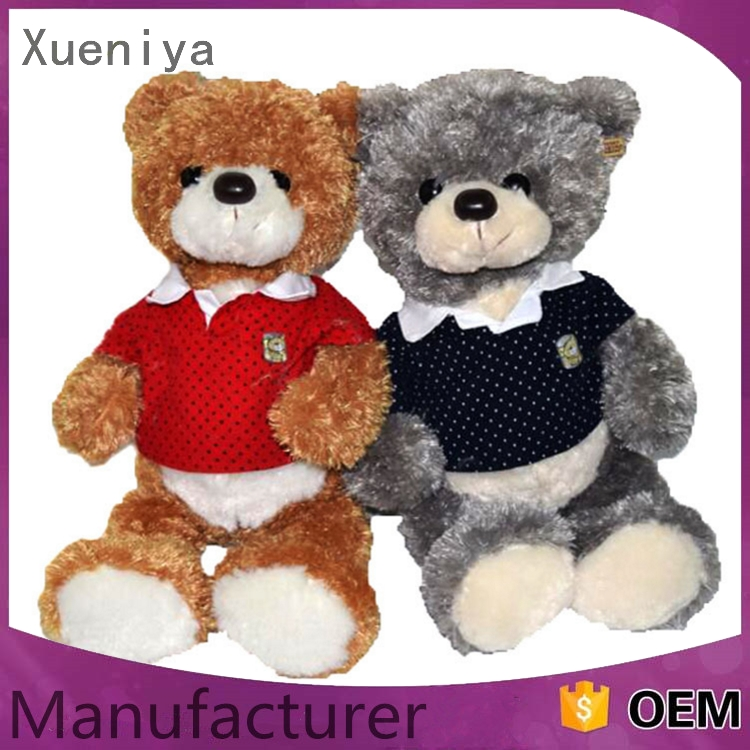 china products promotional High Quality custom plush teddy bear stuffed animal toy