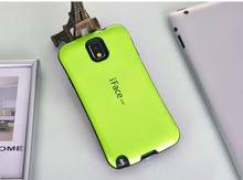Korea Fashion Style Shockproof iface mobile cover cellphone case for Samsung Note 3 / 4 / 5 with Lowest price