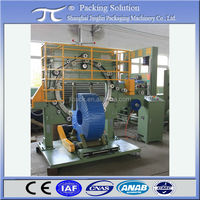 Copper coil wrapping machine/copper stretch wrapper