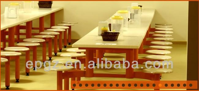 Café estilo sillas de la mesa, banco de estilo de servicio de mesa ...