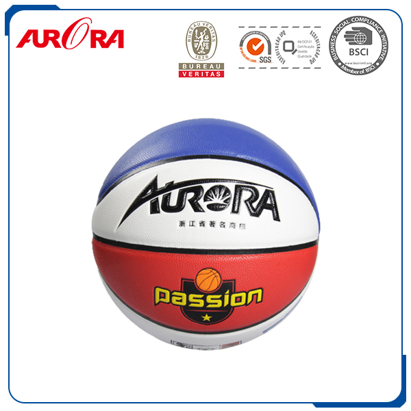 2016 Hot sell Custom logo printed basketball balls