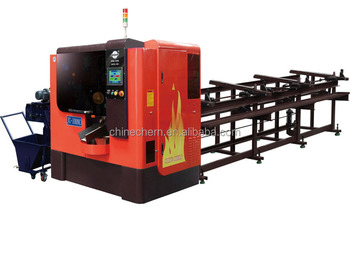 JC-100NC CNC Metal Circular Cold Saw Machine