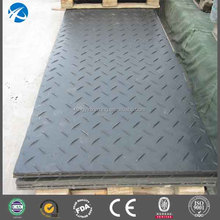 20mm Extruded Finish UHMWPE Ground Protection Mats