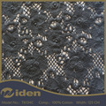 Water Soluble 125 CM 100% Cotton Embroidery Mesh Lace Fabric