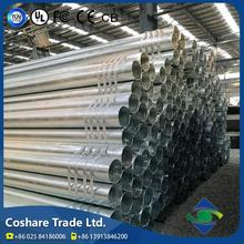 COSHARE After-Sales Service Meet All Require galvanized pipe horse fence panels