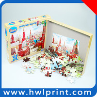 table game kids intelligence toy jigsaw puzzle paper board tool