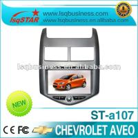 LSQ Star Reproductor DVD para coche Chevrolet AVEO 2011 con GPS china