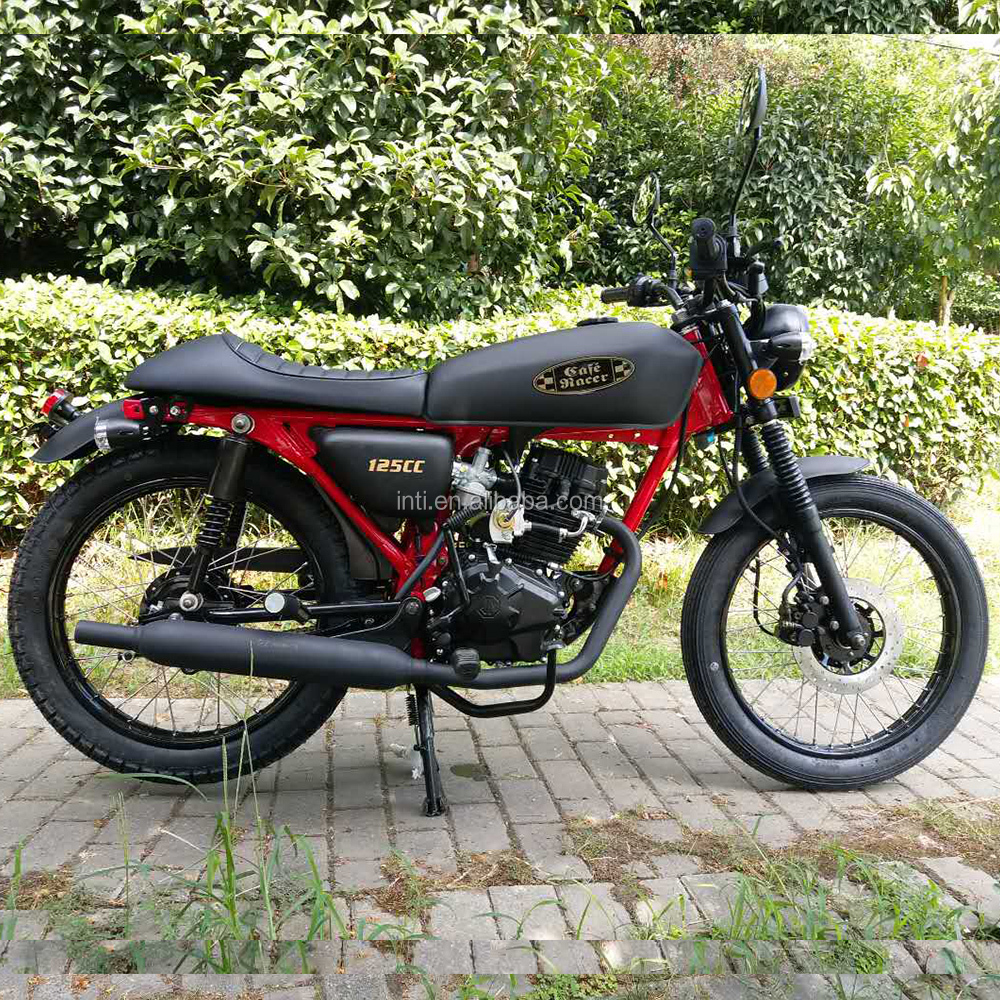 Chinese retro 50cc 125cc 150cc bike e motorcycle 125cc