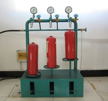 China cost-effective dry powder fire extinguisher refill machine
