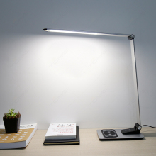 Color Changeable Wireless Charge Portable Luminaire Folding Led Desk Lamp