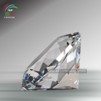 clear crystal diamond stone