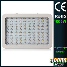 grow light led Epistar chip 33000lm full spectrum 1000W led plant lamp