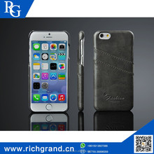 High Quality and Durable PU leather 2017 hot selling mobile phone case