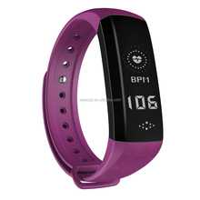 Heart Rate Bluetooth Smart Sport Watch Activity Tracker with Step Counter Sleep Monitoring Calories