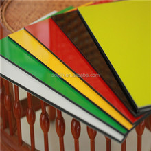 aluminium composite panels For alumunium cladding /composite panel acp aluminium bond