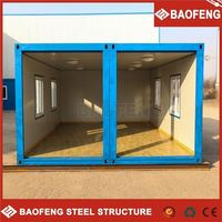 corrosion resistance wood cladding container homes