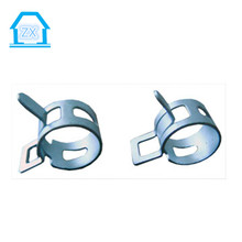 Pressure-resistant Spring Hose Clamps Galvanized 0.3-1.5mm Band Thickness