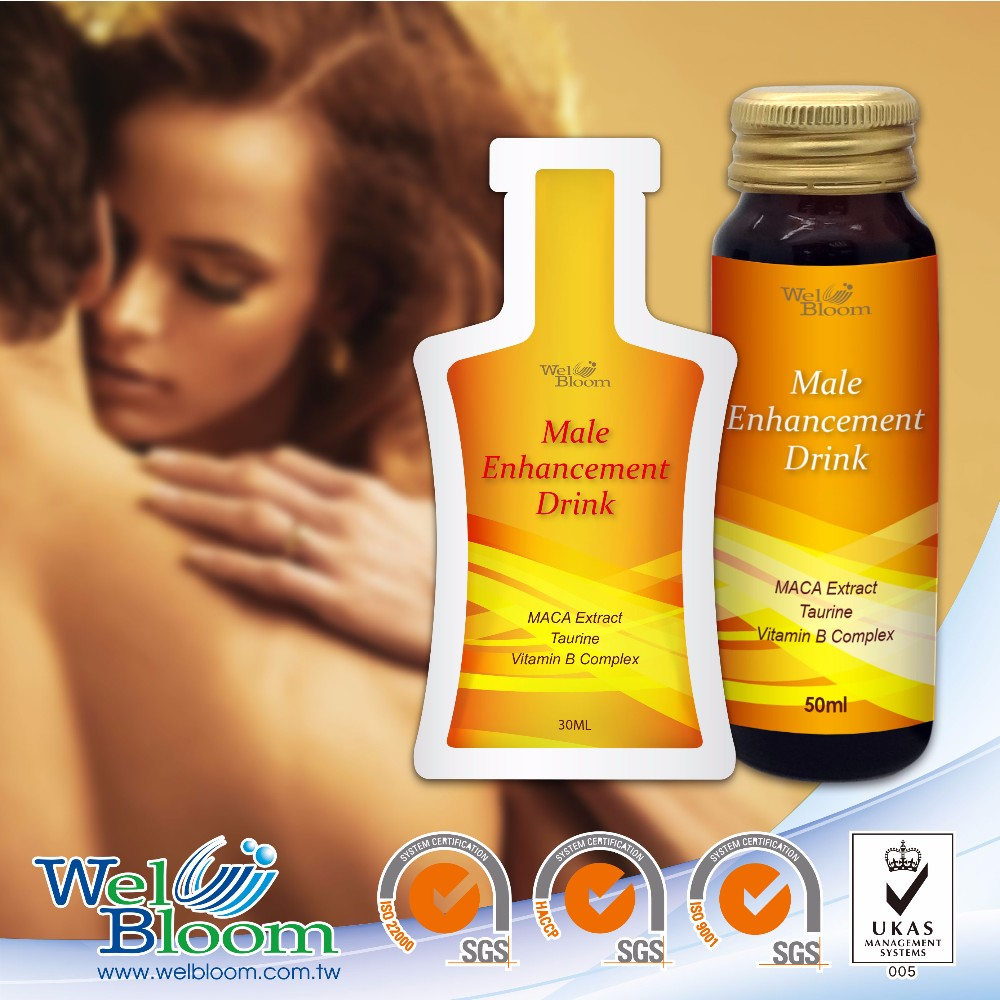 Herbal Extract Libido Boost OEM Sex Drink For Women