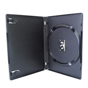 DVD CASE 14MM BLACK