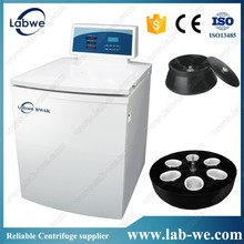 Blood bank Large volume centrifuge BW6R