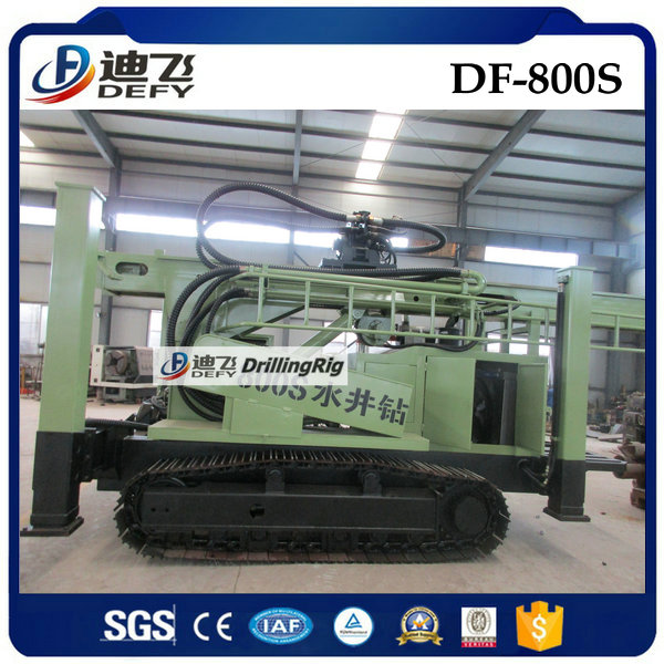 Second Hand Used Water Borehole Drilling Machine