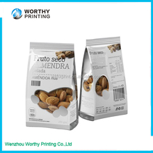 Plastic Packaging Bag For Dried Fruits And Nuts