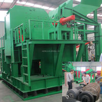 Aluminum cans tin plates crusher Hammer Crusher for metal