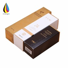 Custom Printed Folding 300 gsm Paper Box Packaging