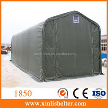 Waterproof Bus Parking Shed Steel Structure Canopy