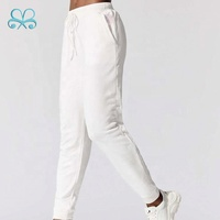 High quality fashion sport plus size womens gym jogging sweatpants