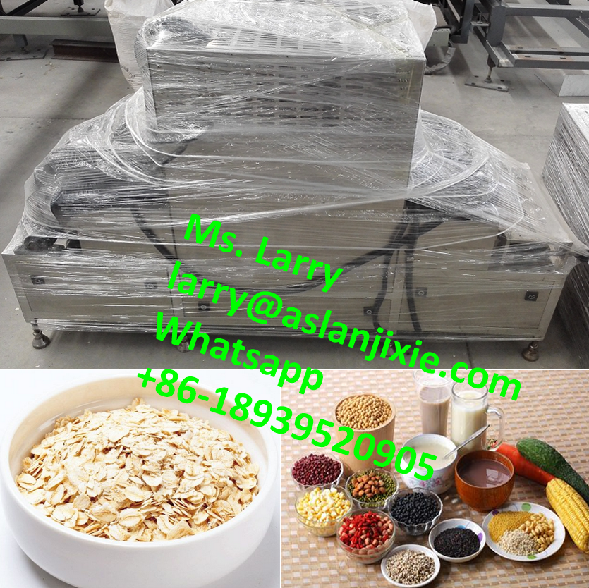 microwave Dried beef drying sterilizer/pork jerky sterilization machine/cereal dryer sterilizing machine