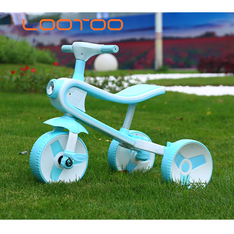 Good quality toys three wheels baby tricycle from hebei factory / export children tricycle saudi arabia