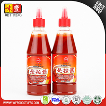 OEM Halal SriraCha Hot Chili Sauce for Dipping