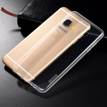 Non-slip Protective Case for Samsung Galaxy A3 2017 Clear TPU Case