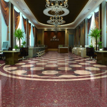 Polished Surface Vinyl Floor Tiles