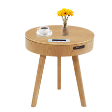 Multifunctional Smart Table For Living Room <strong>Furniture</strong> with Speaker and Charger Coffee Table Modern Design