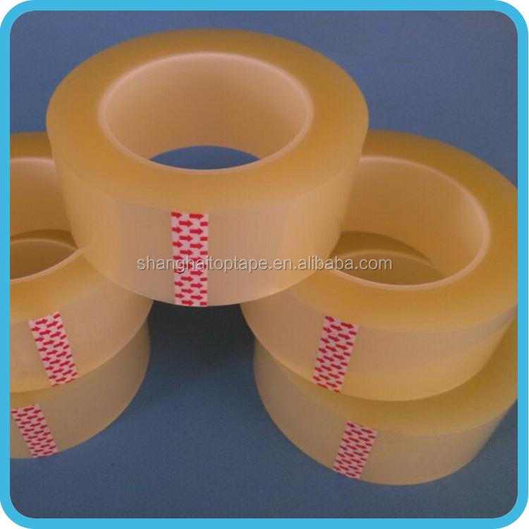 Strong anti-vibration packing bopp tape with logo