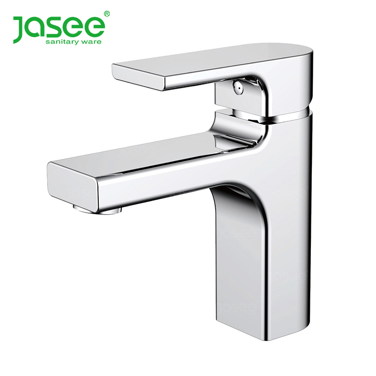 Bathroom basin tap brass sink faucet with ceramic cartridge