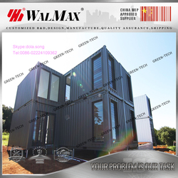 CH-DS033 prefabricated modern 20ft container movable office