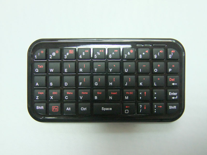 mini bluetooth keyboard for google nexus 4 for ipad/iphone smartphone