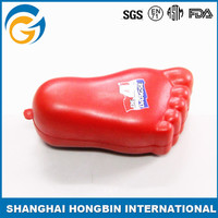 Promotional Foot Stress Ball Organ PU Foam Ball
