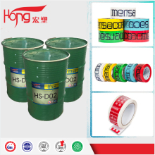 Factory price Plastic bucket packing D02 acrylic bopp glue