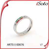 gay men ring silver engagement ring color plated men ring