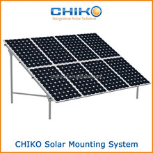 Solar Plant Adjustable Ground Mount for Solar