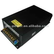 0-48V adjustable output voltage 500W switching power supply