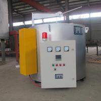 60KG small smelting furnace