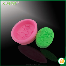 Doinb factory price 3D angel baby shaped handmade soap silicone mold for DIY ST2902
